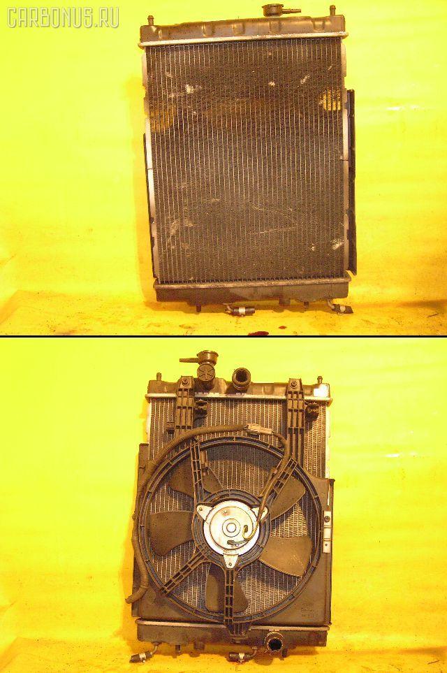 Радиатор ДВС NISSAN CUBE Z10 CG13DE. Фото 1