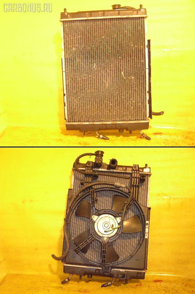 Радиатор ДВС NISSAN CUBE Z10 CG13DE. Фото 2
