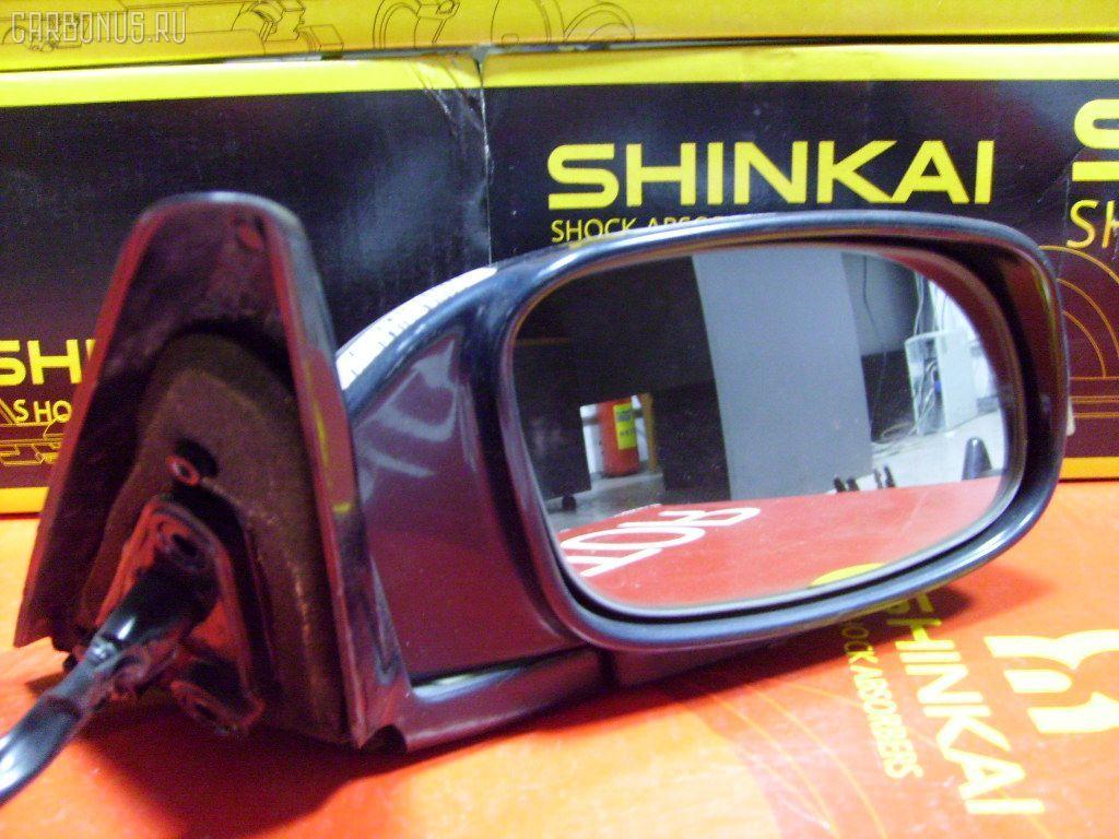 Зеркало двери боковой TOYOTA CARINA ED ST200. Фото 5