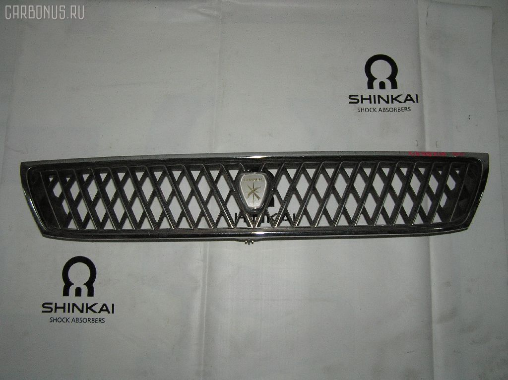 Решетка радиатора TOYOTA CHASER GX90. Фото 4
