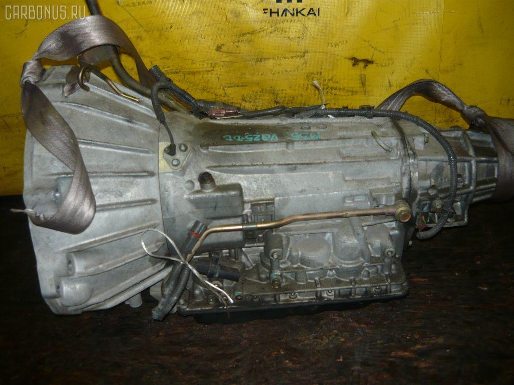 КПП автоматическая NISSAN STAGEA M35 VQ25DD. Фото 6
