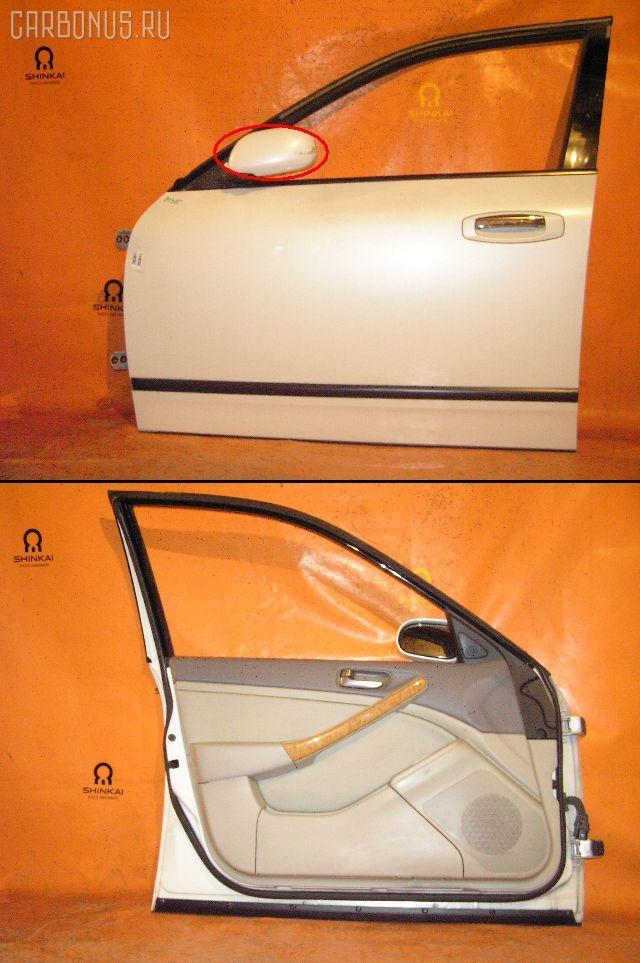 Дверь боковая NISSAN STAGEA M35. Фото 4
