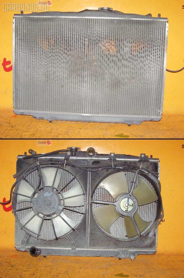 Радиатор ДВС HONDA ODYSSEY RA8 J30A. Фото 4