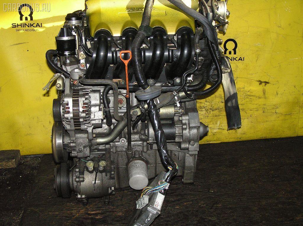Двигатель HONDA FIT GD1 L13A. Фото 6