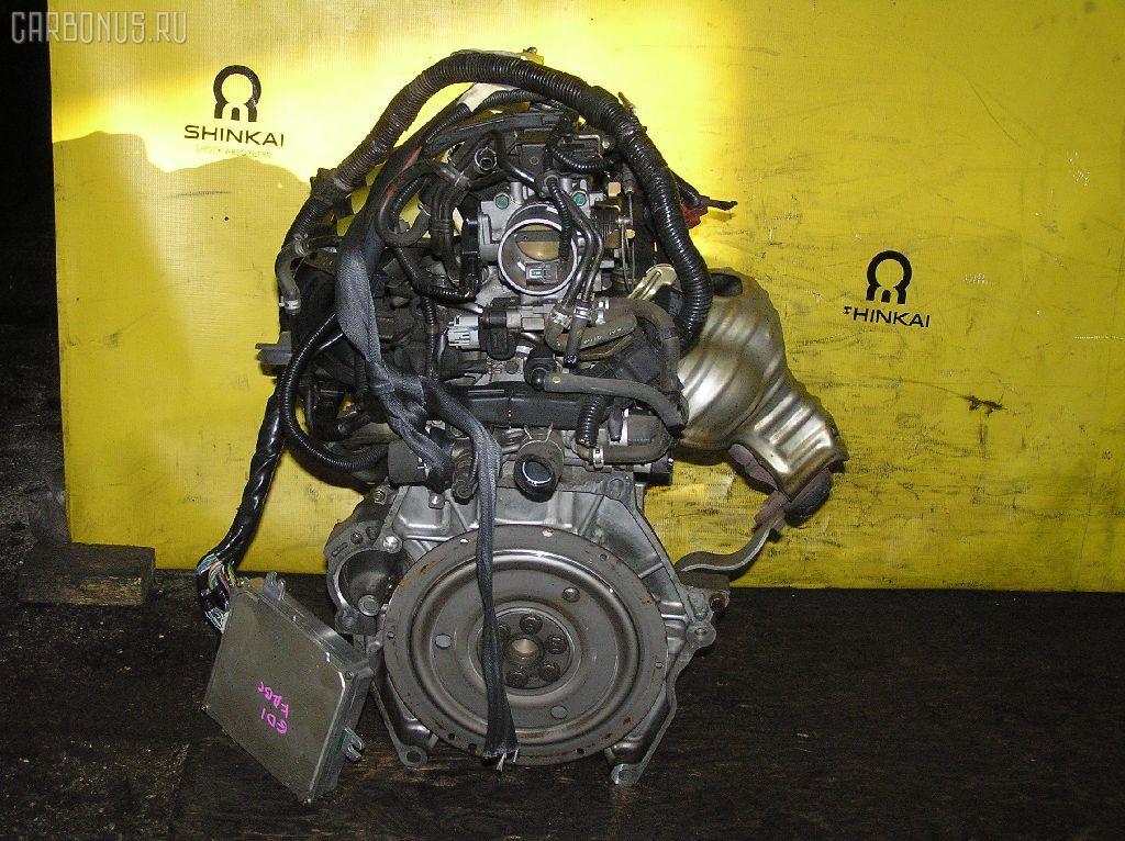 Двигатель HONDA FIT GD1 L13A. Фото 7