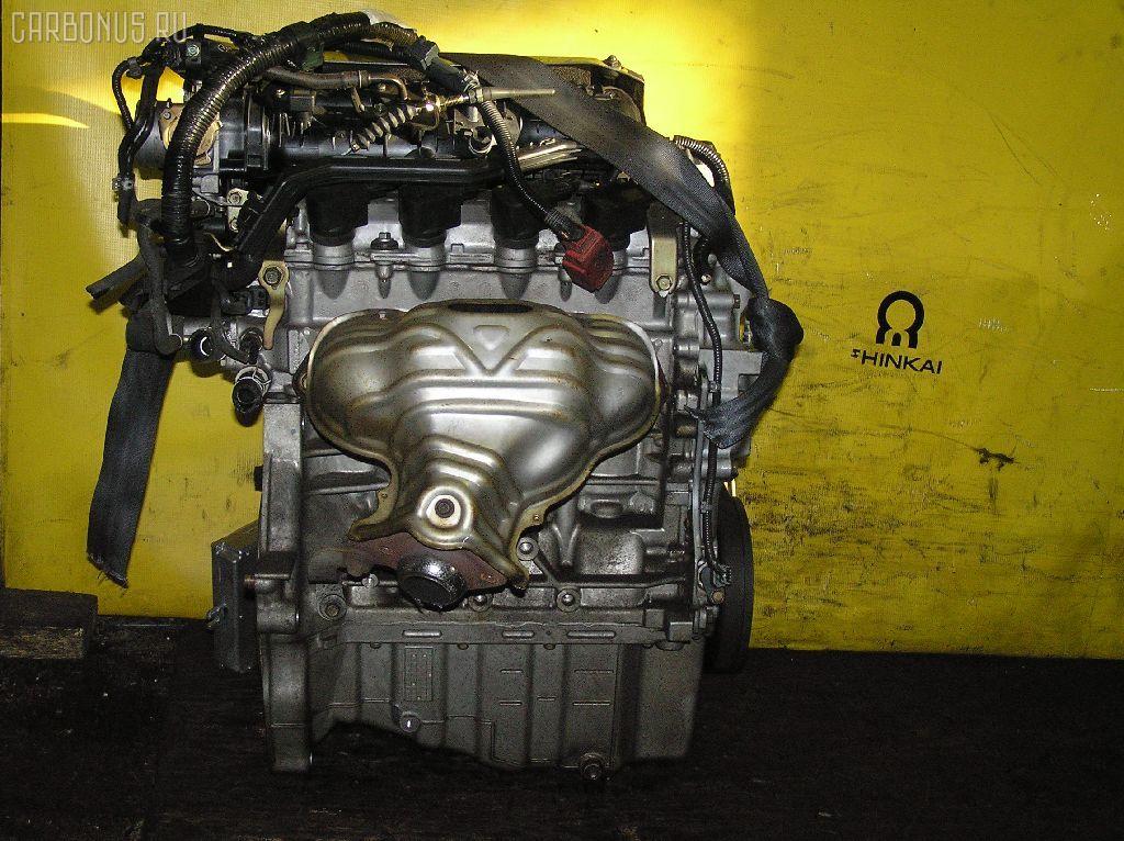 Двигатель HONDA FIT GD1 L13A. Фото 8