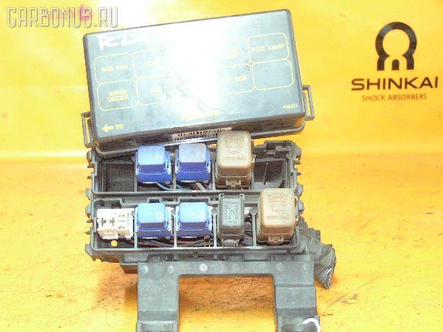 Блок предохранителей NISSAN SERENA PC24 SR20DE.  Фото 8.