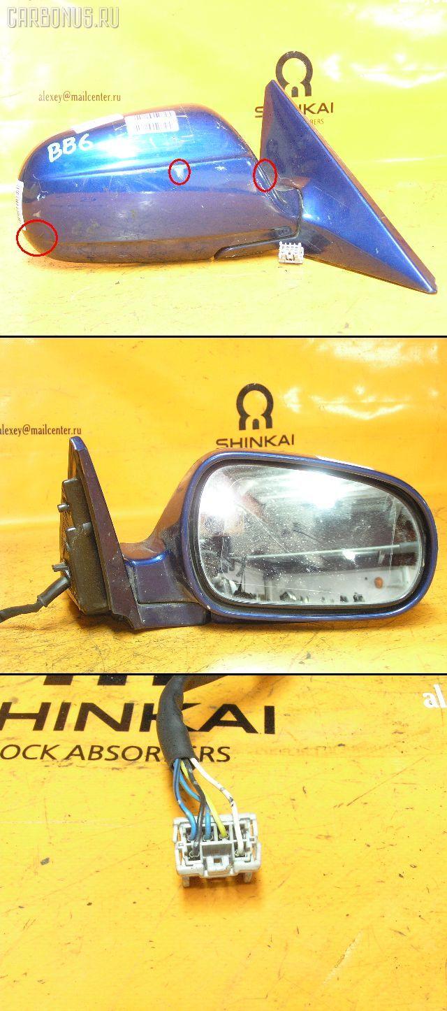 Зеркало двери боковой HONDA PRELUDE BB6