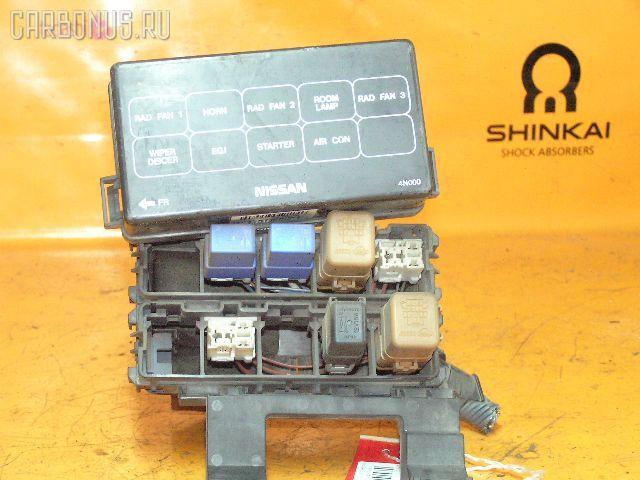Блок предохранителей NISSAN SERENA PC24 SR20DE Прав.