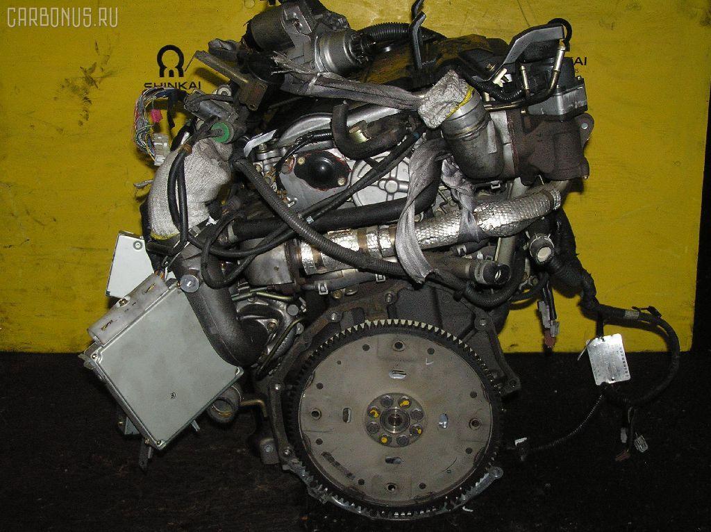 Двигатель NISSAN SERENA VC24 YD25DDTi. Фото 2
