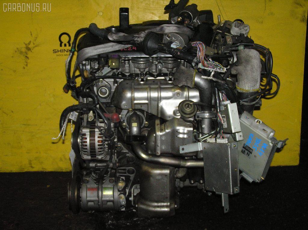 Двигатель NISSAN SERENA VC24 YD25DDTi. Фото 3