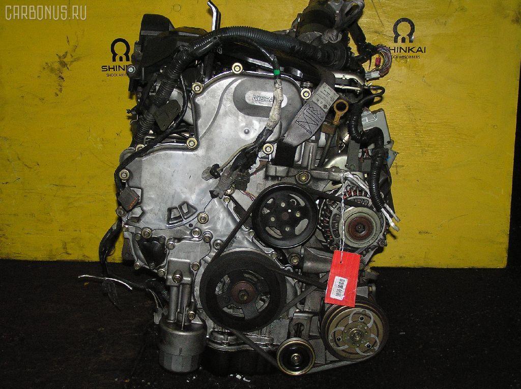 Двигатель NISSAN SERENA VC24 YD25DDTi. Фото 5