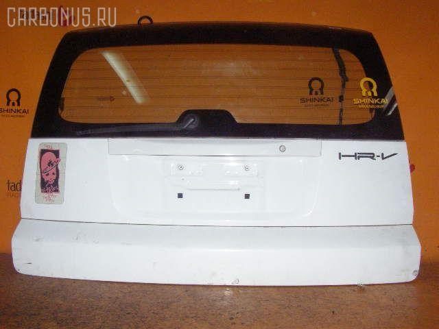 Дверь задняя HONDA HR-V GH1. Фото 4