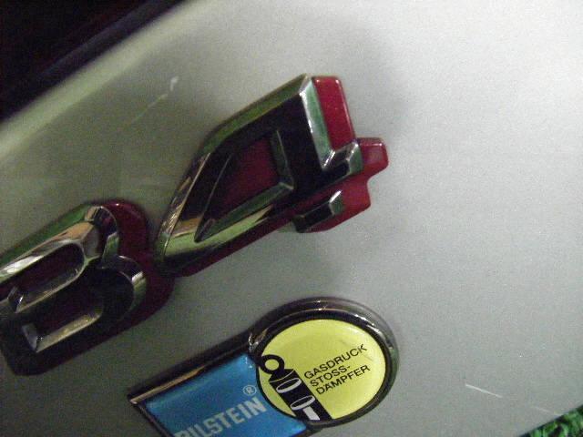 Крышка багажника SUBARU LEGACY B4 BE5. Фото 3
