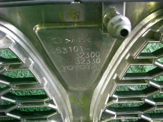 Решетка радиатора TOYOTA VISTA ARDEO SV50G. Фото 2