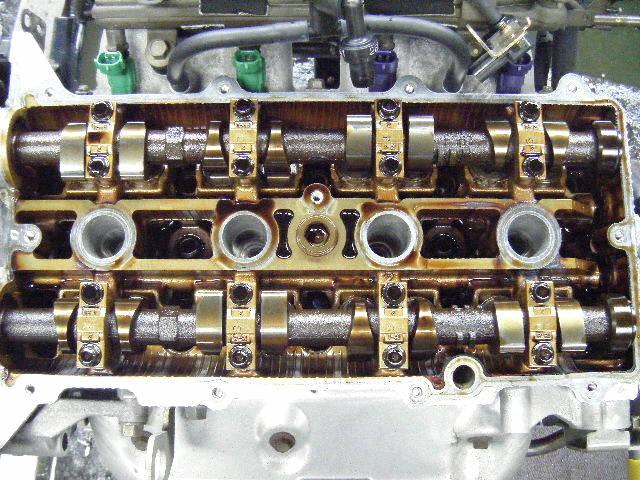 Двигатель MAZDA PREMACY CPEW FS-DE. Фото 2