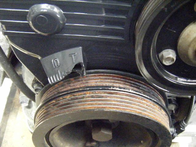 Двигатель MAZDA PREMACY CPEW FS-DE. Фото 1