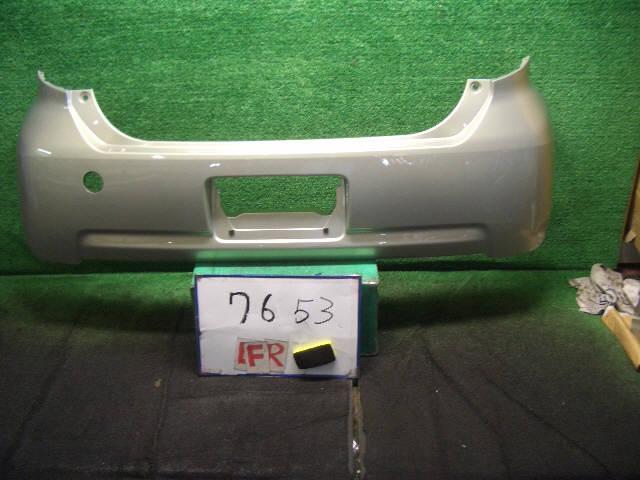 Бампер TOYOTA PASSO KGC10. Фото 6