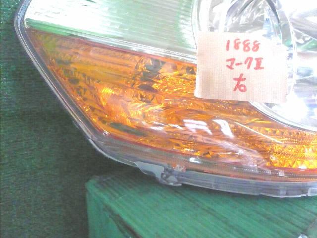Фара TOYOTA MARK II JZX110. Фото 3