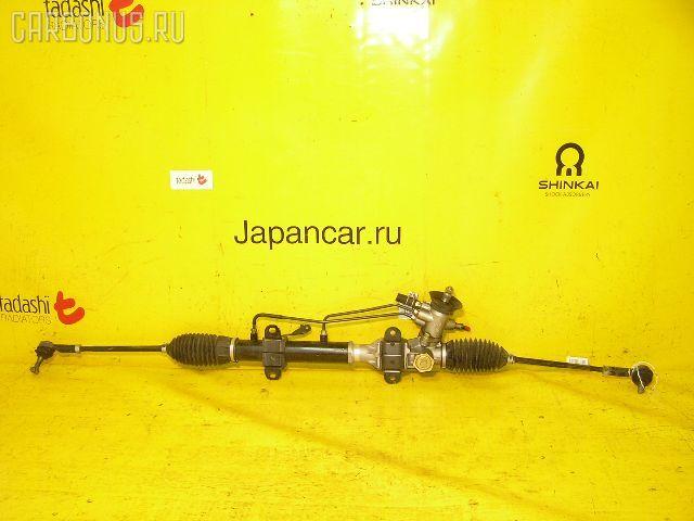 Рулевая рейка HONDA HR-V GH3 D16A. Фото 9