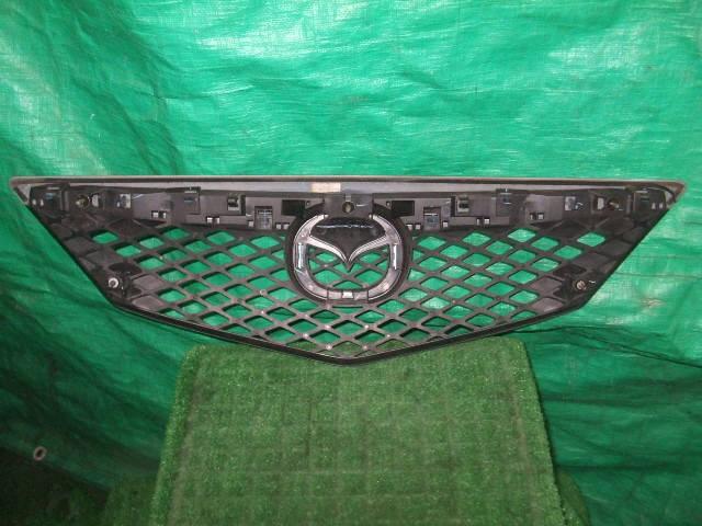Решетка радиатора MAZDA DEMIO DY5W. Фото 7
