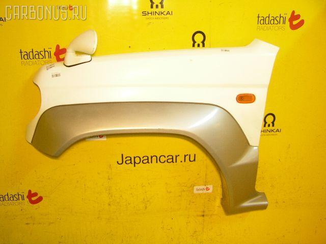 Крыло переднее MITSUBISHI PAJERO JUNIOR H57A. Фото 1