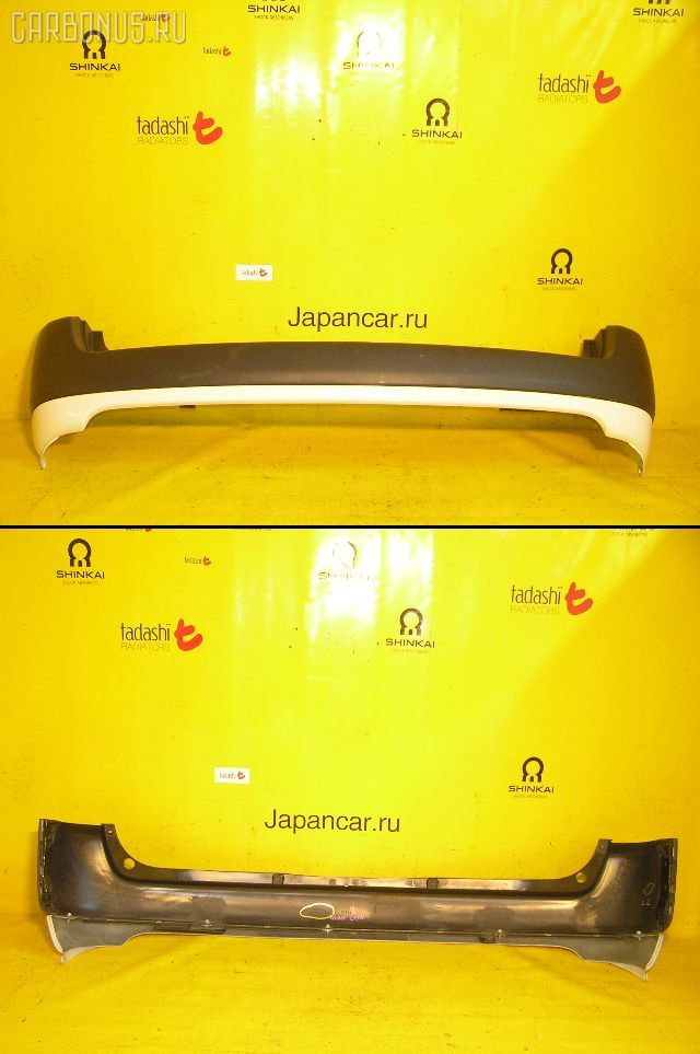 Бампер TOYOTA PROBOX NCP50V. Фото 3
