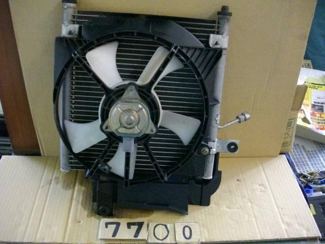 Радиатор кондиционера MAZDA DEMIO DW3W. Фото 5