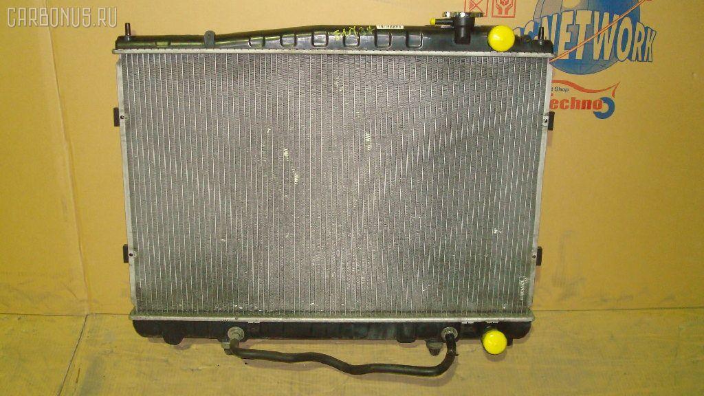 Радиатор ДВС NISSAN CEDRIC ENY34 RB25DET. Фото 1