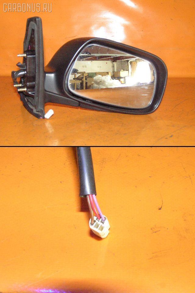 Зеркало двери боковой TOYOTA COROLLA NZE124. Фото 4