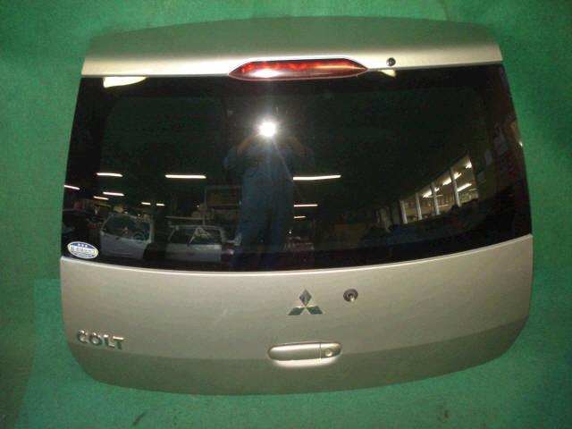 Дверь задняя MITSUBISHI COLT Z25A. Фото 8