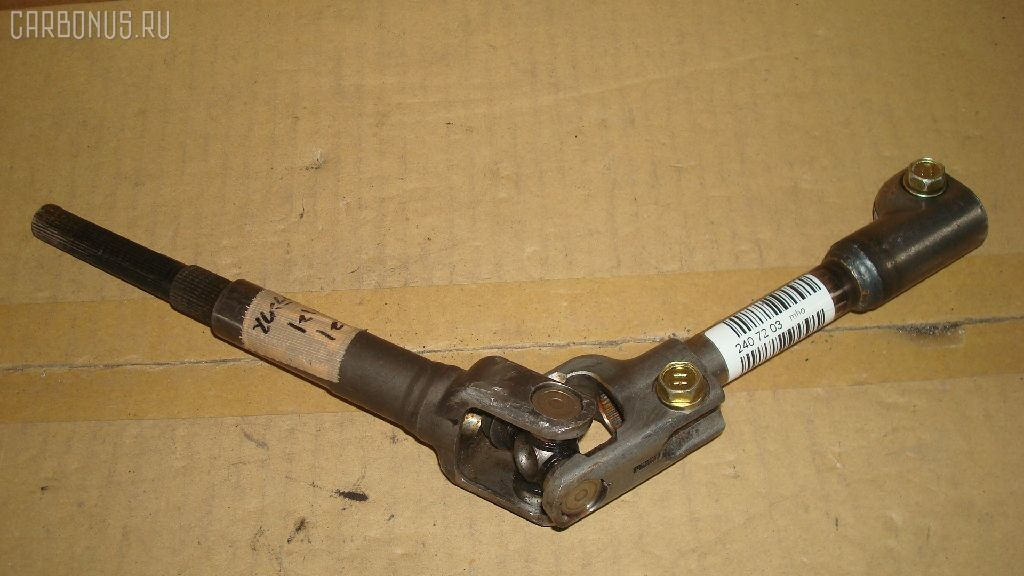 Рулевой карданчик TOYOTA COROLLA RUNX NZE121. Фото 2