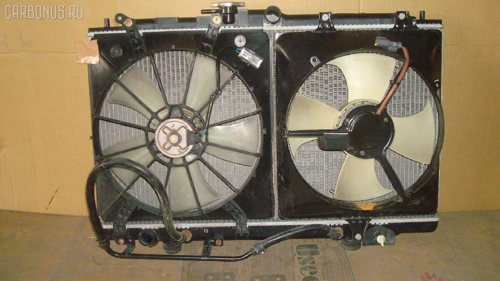 Радиатор ДВС HONDA SABER UA4 J25A. Фото 8