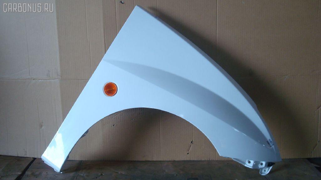 Крыло переднее TOYOTA WILL VI NCP19. Фото 2
