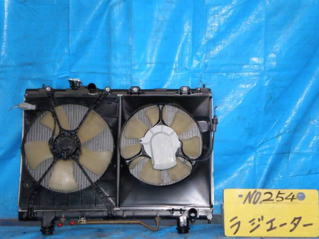 Радиатор ДВС TOYOTA GAIA SXM15G 3S-FE. Фото 11