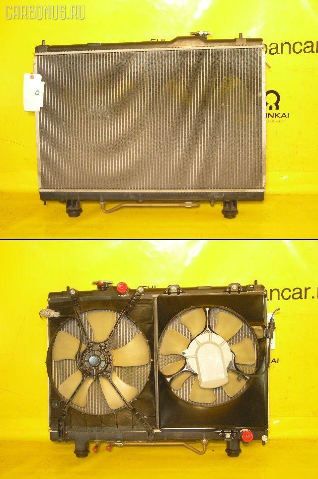 Радиатор ДВС TOYOTA GAIA SXM15G 3S-FE. Фото 10