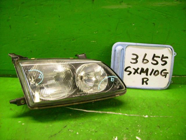 Фара TOYOTA IPSUM SXM10G. Фото 5