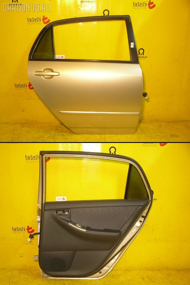 Дверь боковая TOYOTA COROLLA RUNX ZZE123. Фото 1