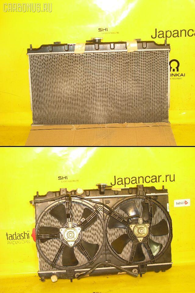 Радиатор ДВС NISSAN SUNNY FB15 QG15DE. Фото 10
