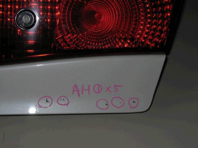 Крышка багажника TOYOTA CAMRY GRACIA SXV20. Фото 11