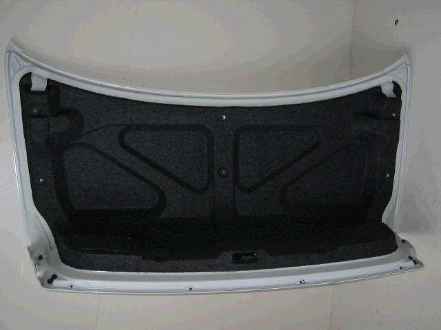 Крышка багажника TOYOTA CAMRY GRACIA SXV20. Фото 10