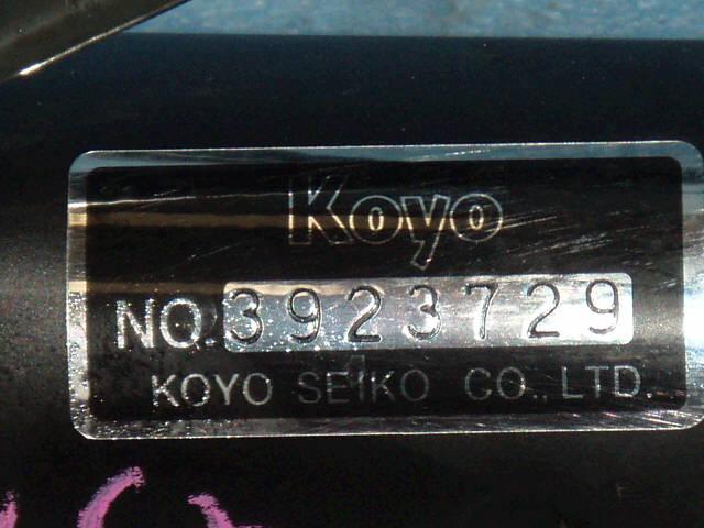 Рулевая рейка MITSUBISHI LANCER CEDIA CS2A 4G15. Фото 7