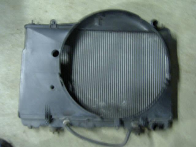 Радиатор ДВС NISSAN SKYLINE HR34 RB20DE. Фото 3