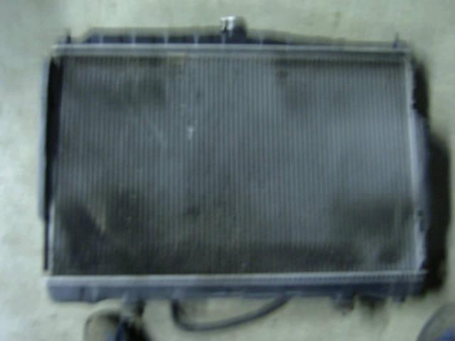 Радиатор ДВС NISSAN SKYLINE HR34 RB20DE. Фото 2