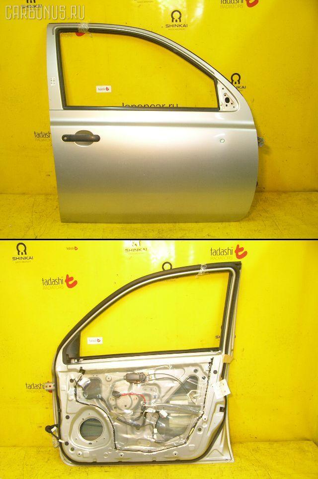 Дверь боковая NISSAN MARCH K12. Фото 1