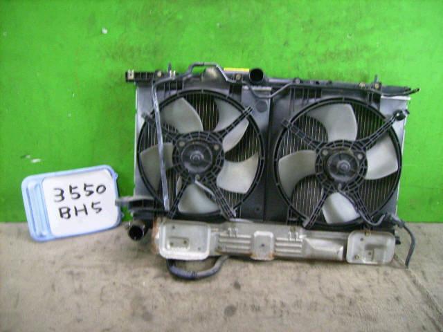 Радиатор ДВС SUBARU LEGACY WAGON BH5 EJ206. Фото 4