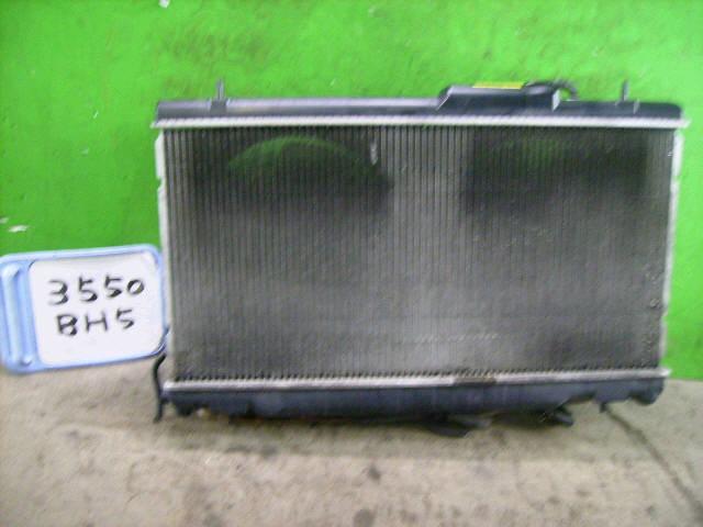 Радиатор ДВС SUBARU LEGACY WAGON BH5 EJ206. Фото 3