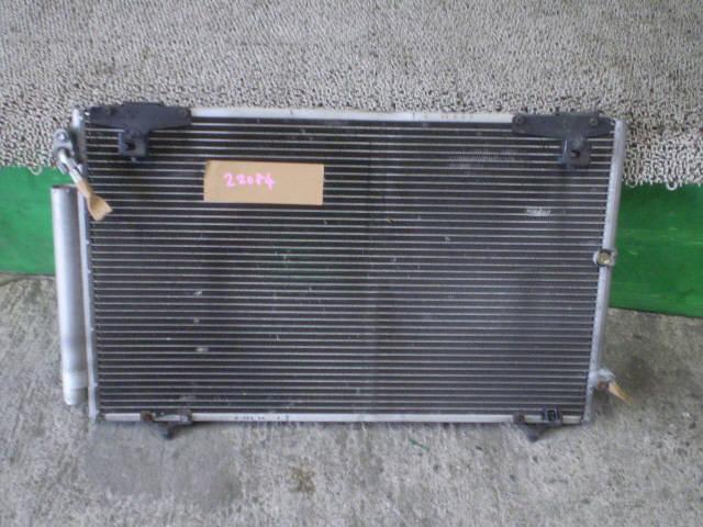 Радиатор кондиционера TOYOTA OPA ZCT10 1ZZFE. Фото 5