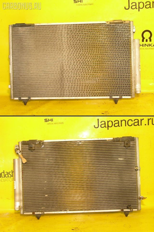 Радиатор кондиционера TOYOTA OPA ZCT10 1ZZFE. Фото 3