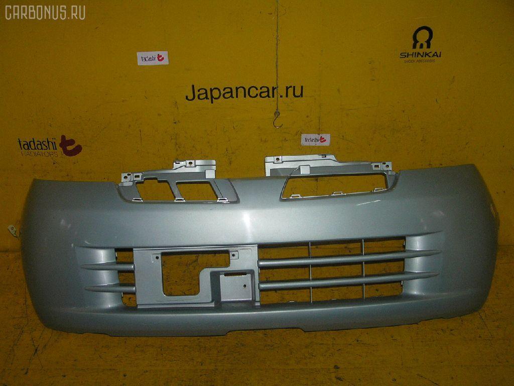 Бампер NISSAN MOCO MG21S. Фото 1